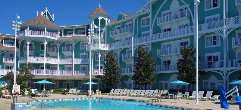 Review Disney S Beach Club Villas Resort