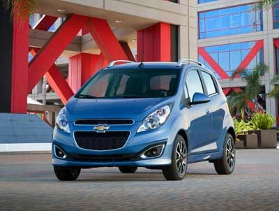 Like Its Two Chevrolet Small Car Siblings The Cruze And Sonic Spark Arrives With A Comprehensive List Of Safety Security Features That Provide