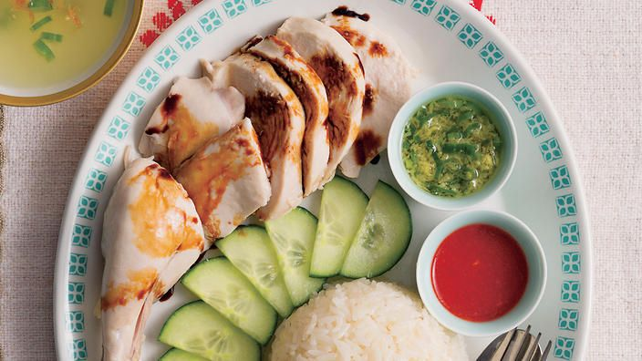 Hainanese chicken rice | Chinese recipes | SBS Food