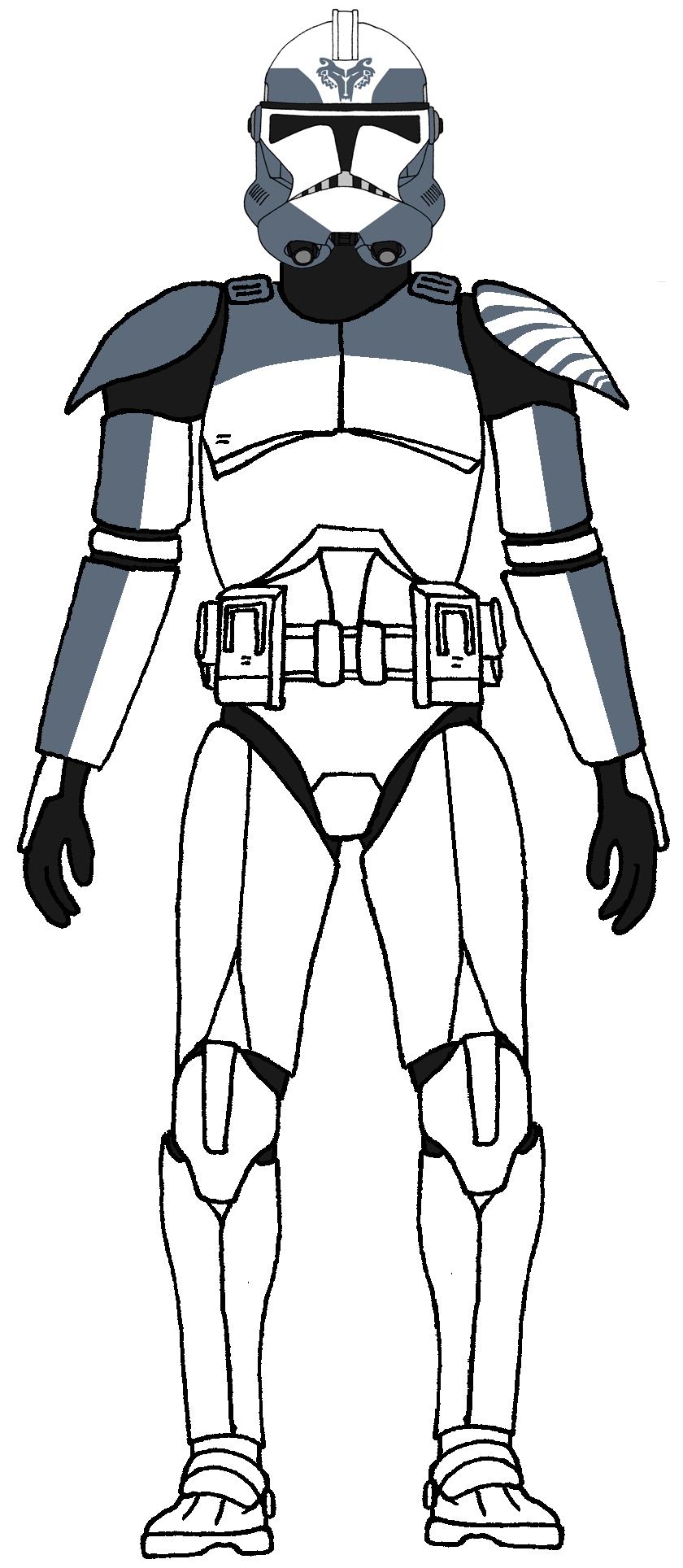 Clone Trooper Sergeant Sinker 5 Star Wars Clone Wars Star Wars Pictures Star Wars Trooper