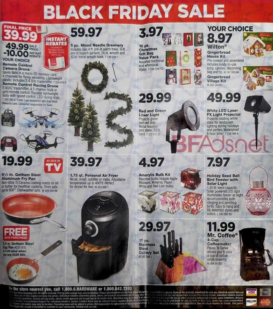 True Value Black Friday 2018 Ads and Deals