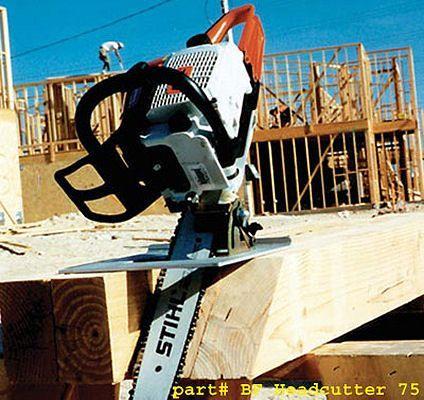 Chainsaw Attachments, Chainsaw Mills, Alaskan Sawmill, Log Building ...