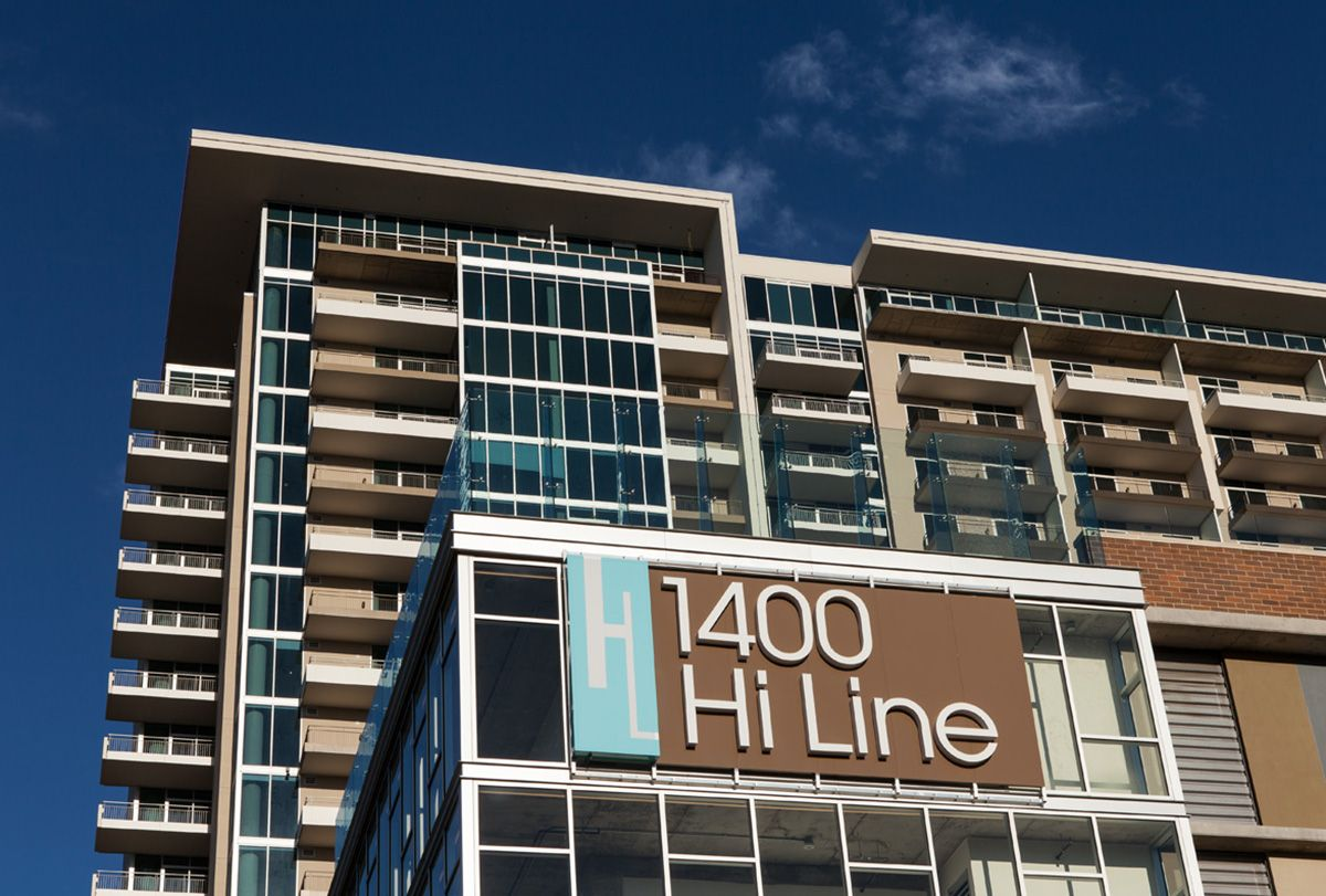 1400 Hi Line—One And Two Bedroom Luxury Penthouse