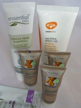 Anti-Aging Skin Care Travel Set
