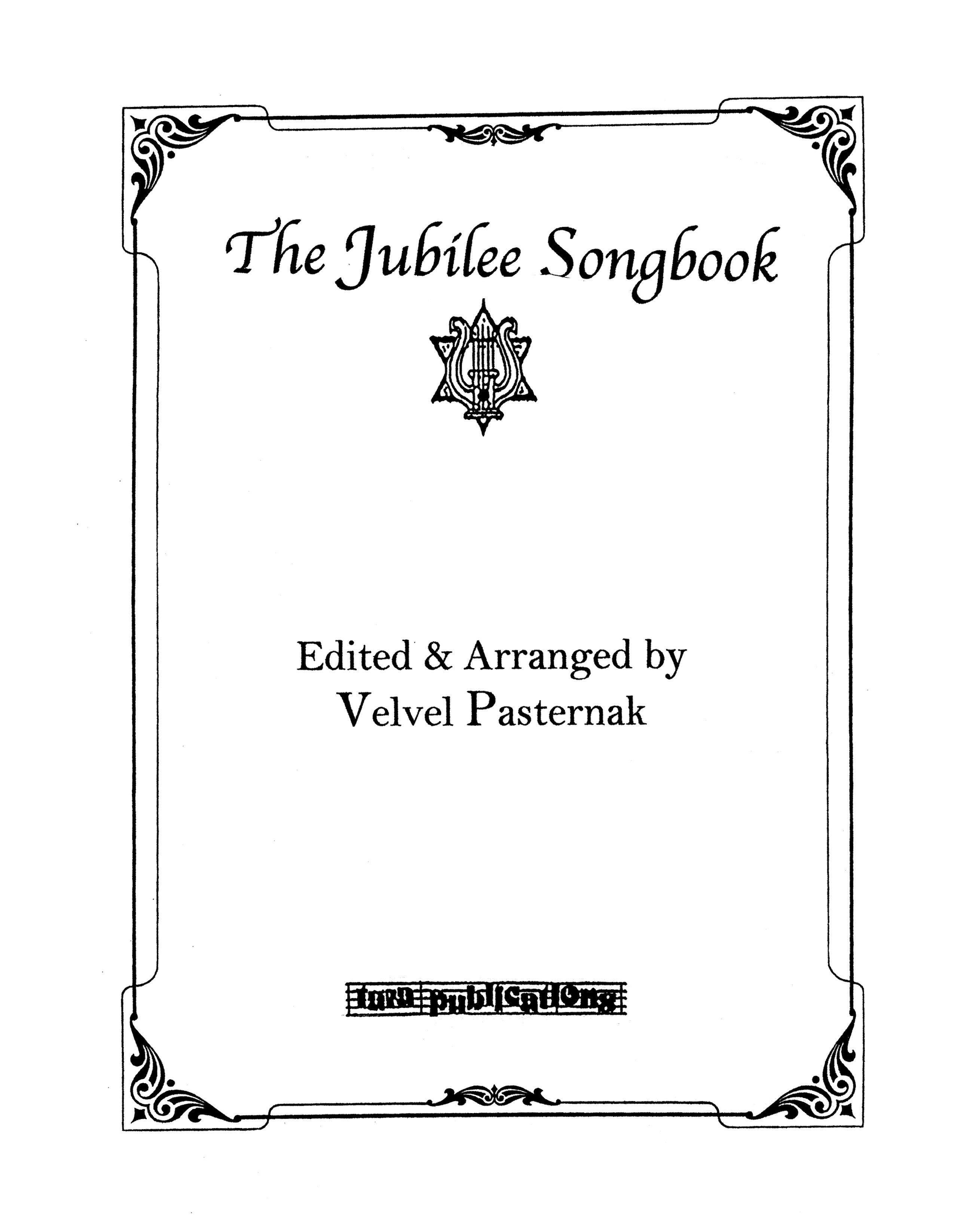 The Jubilee Songbook
