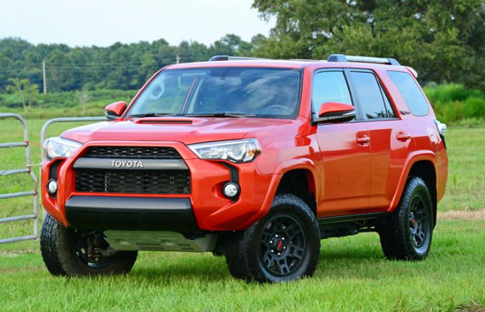 2018 Toyota 4runner Launching At The Next Generation Outstanding Suv