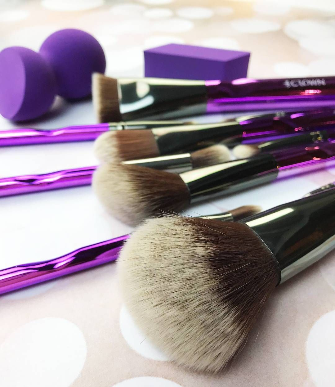 Brushes for every season! It cosmetics brushes, Crown