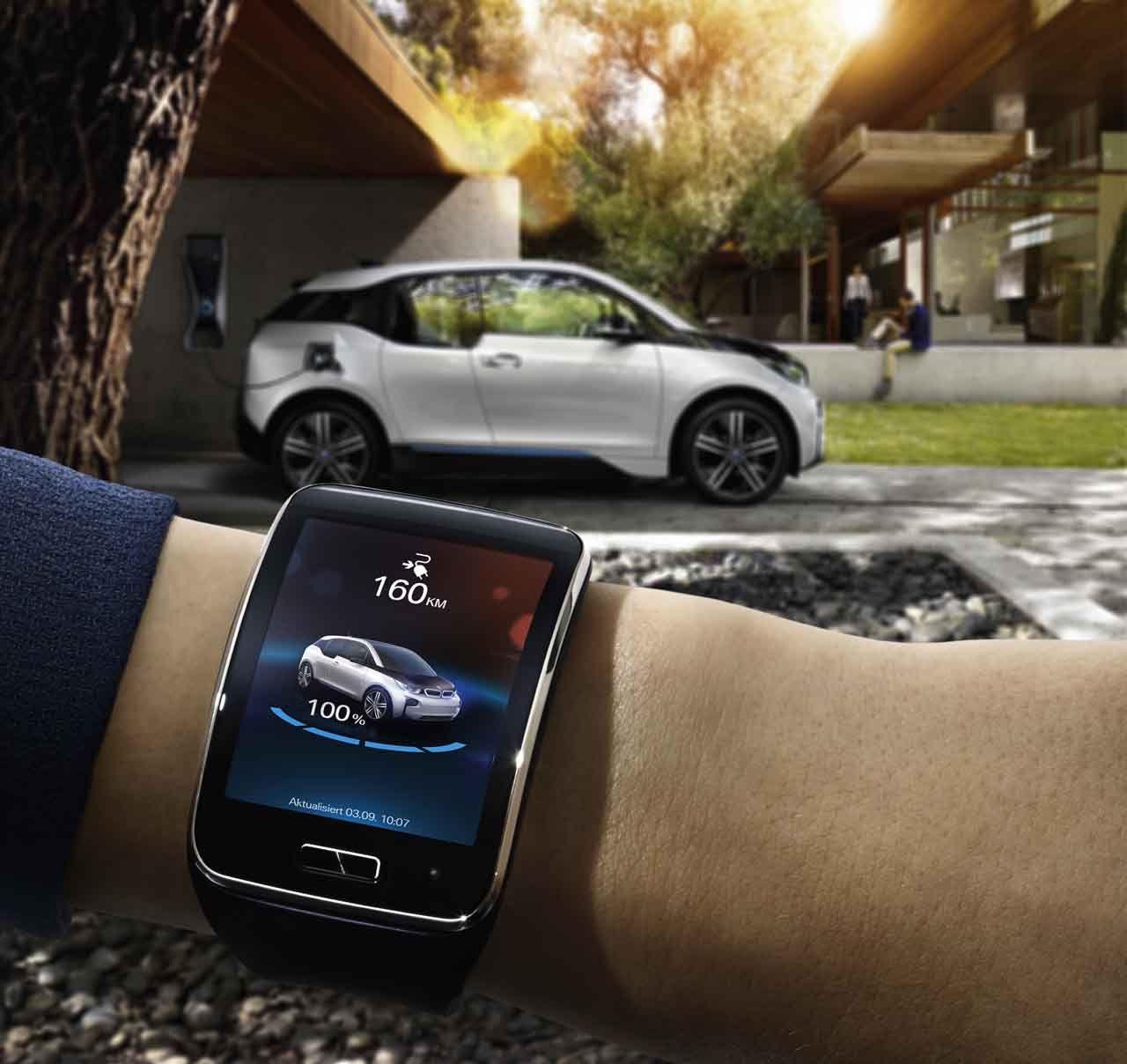 BMW ConnectedDrive Συνδεσιμότητα για ασφάλεια και άνεση