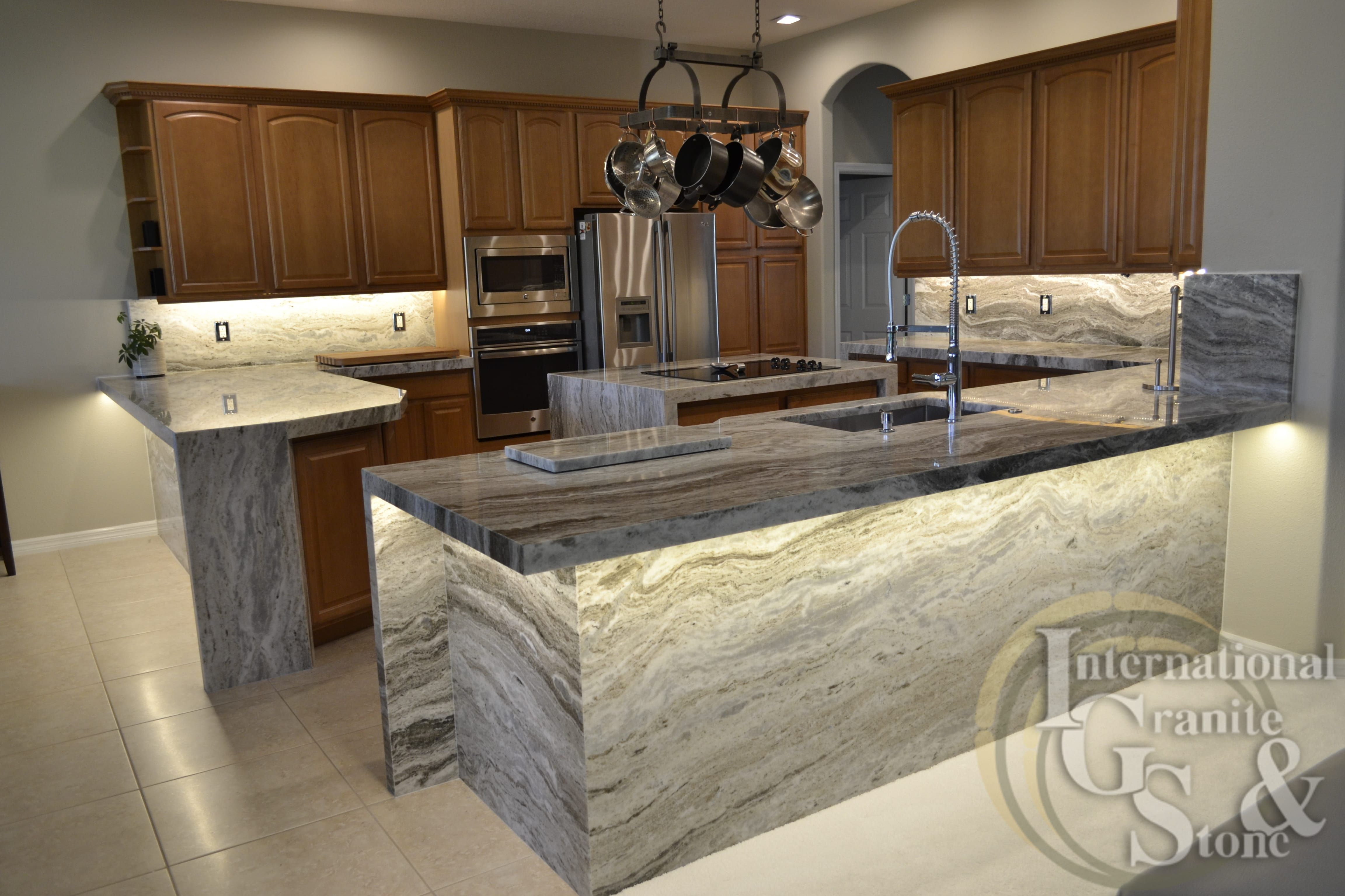 Granite Countertops Spring Hill Kitchen Installation Granite Countertops Kitchen Design