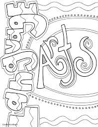 Image result for school subject colouring pages