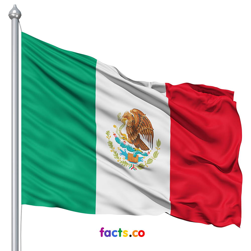 mexico flag colors mexican flag meaning history north america