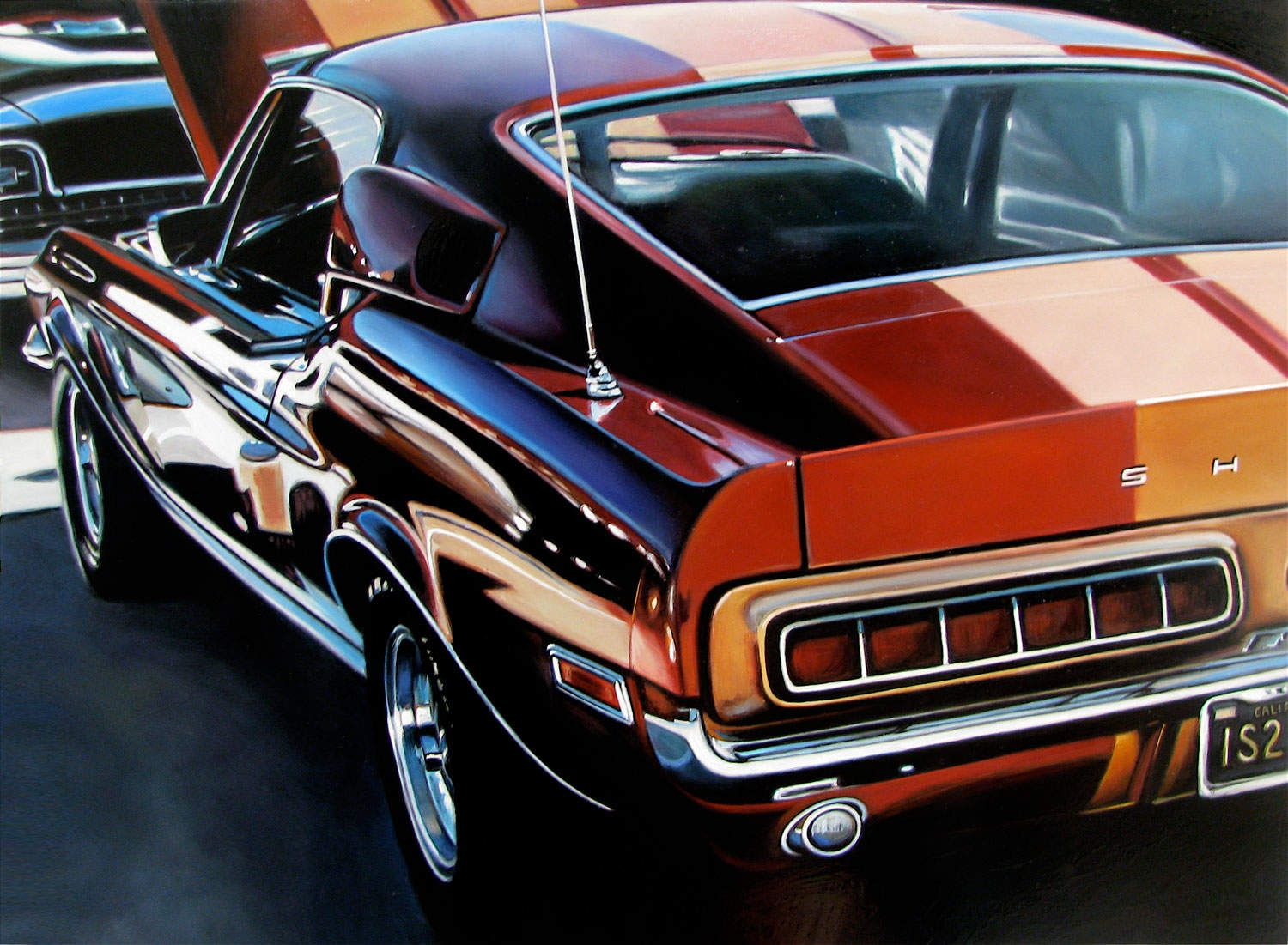 Meet The Most Photo Realistic Automotive Artist In America