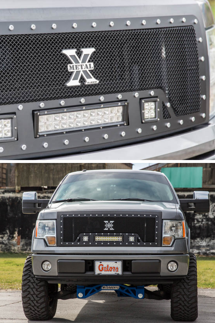 TRex Torch Grille Chevy accessories, Tonneau cover