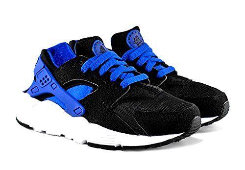 Nike Kids Huarache Run Black/White/Lyon