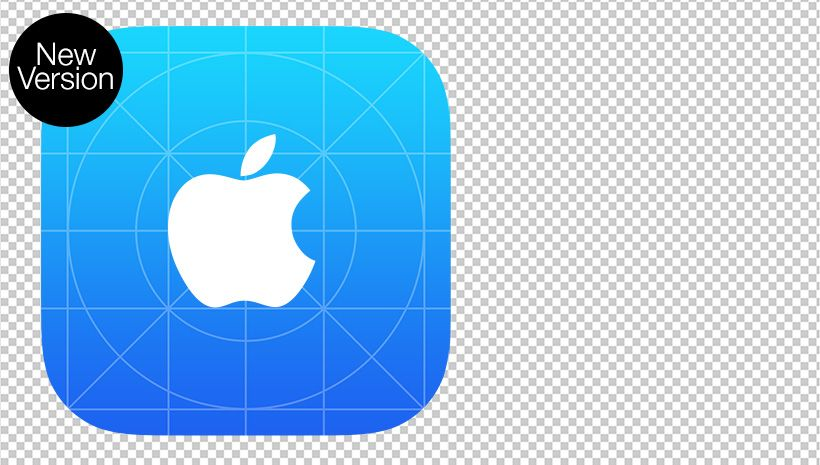 IOS6 IOS7 App Icon Template