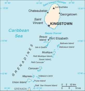 Use Caribbean Maps To See Where Your Cruise Is Going Saint