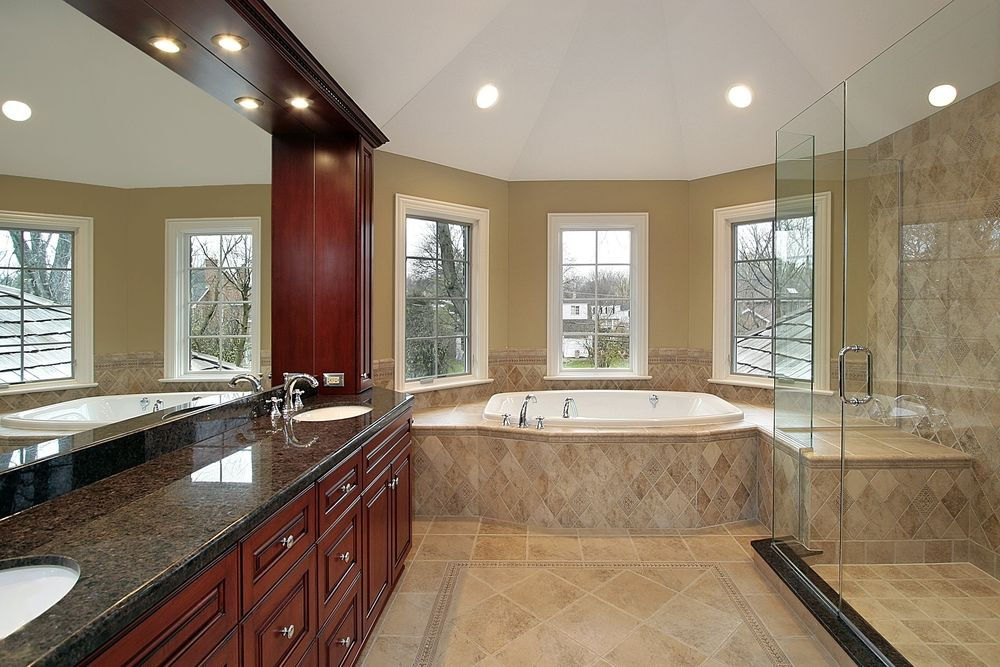 Bathroom With Hot Tub Interior 34 large luxury master bathrooms that cost a fortune in 2018
