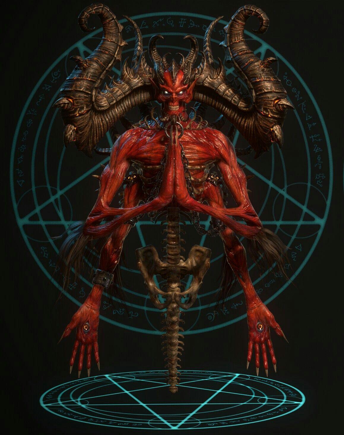 🔥😈🔥 | Satanic art, Dark artwork, Dark art drawings