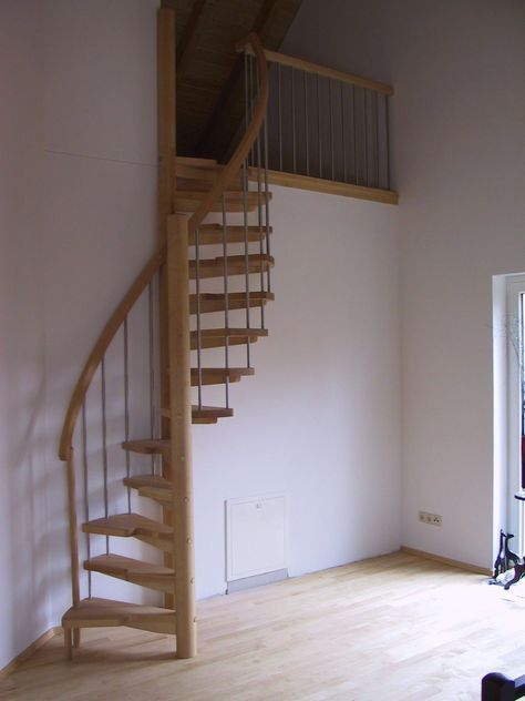 Raumspartreppe – Treppentraum auf engstem Raum