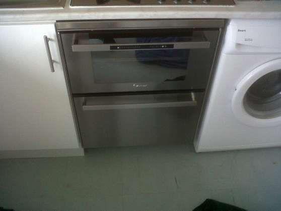 """Résultat de recherche d'images pour """"combiné lave vaisselle four"""""""