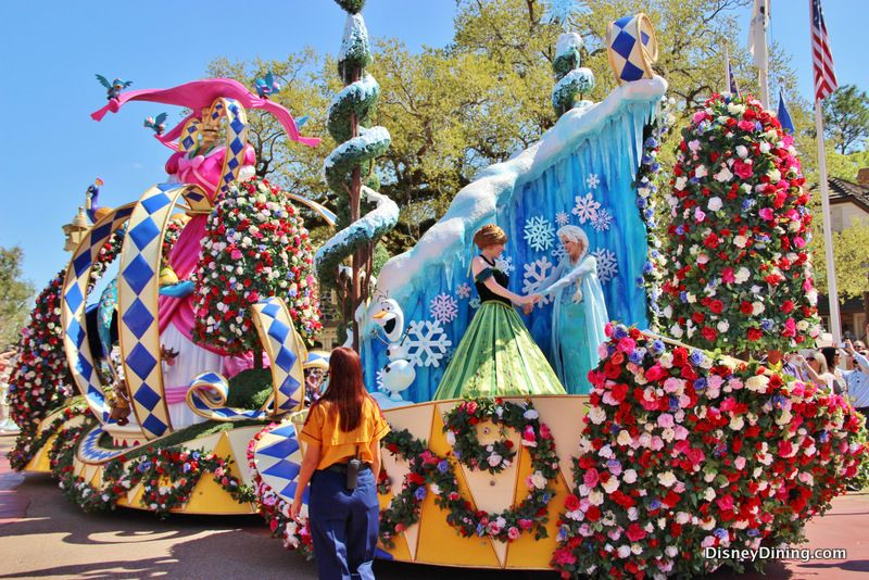 walt disney world parades | ... of fantasy parade, magic kingdom ...
