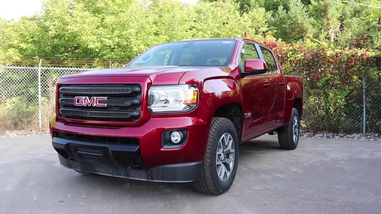2019 Gmc Canyon All Review And New Details Gmc Canyon Gmc