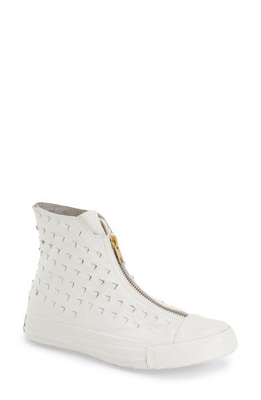99060ef7903880 Converse Chuck Taylor® All Star®  Shroud  Perforated High Top Sneaker  (Women) available at  Nordstrom