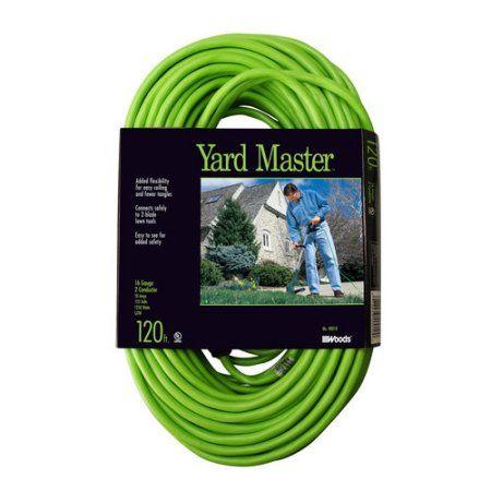 Home Improvement Outdoor Extension Cord Extension Cord Outdoor Garden