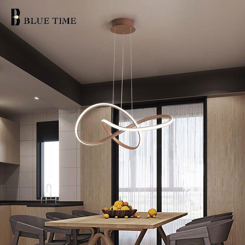 Best Deals Led Modern Pendant Lights For Foyer Living Room Dining Room Luminaires Hanging Li In 2020 Ceiling Lights Living Room Living Room Ceiling Living Dining Room
