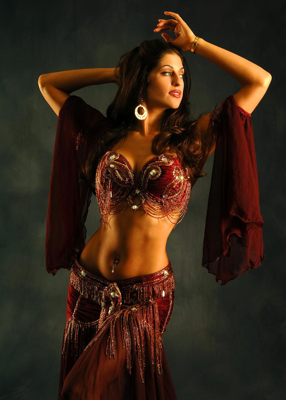 Arabian dancer vids