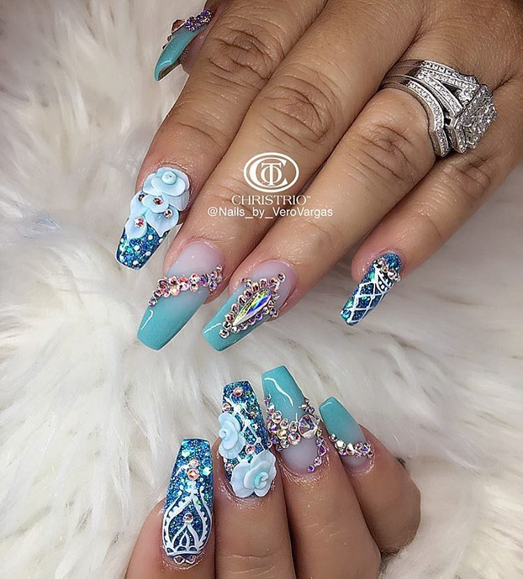Pin By Vashanae M.M On Nails On Fleek