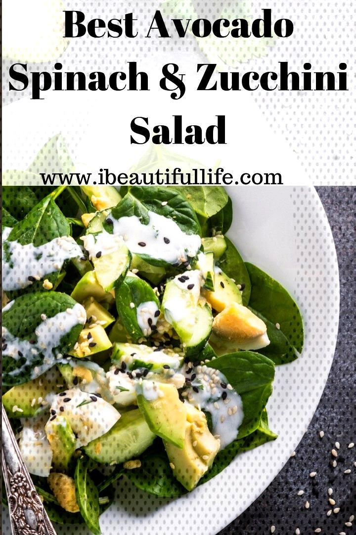 In the past salads have been something that I ate but was never excited about eating. But when I st