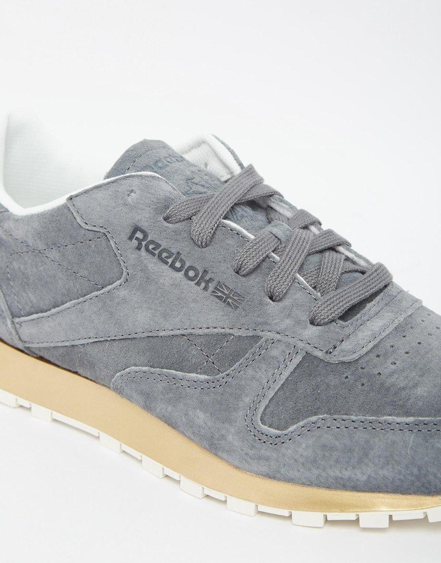 Reebok   Reebok classic grey, Reebok