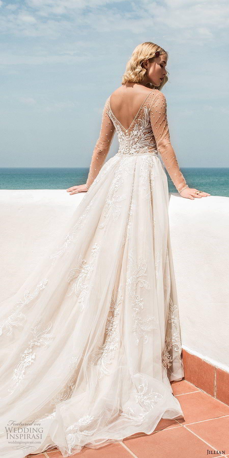 """2020的Jillian Sposa 2020 Wedding Dresses — """"Tulipano"""