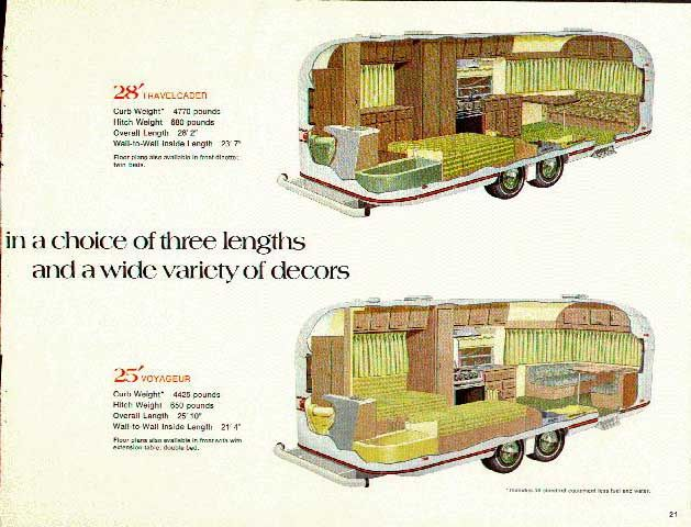 Avion Travelcade Club Travel Former member Fifth Wheel