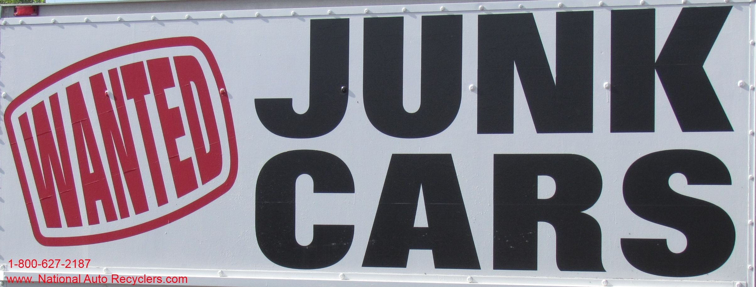 Junk that old car for extra cash for the holidays