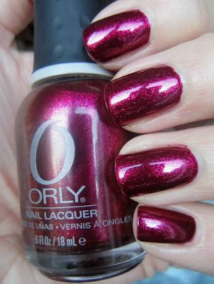 NAILTASTIC: Orly Rock-It