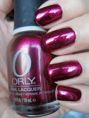 NAILTASTIC: Orly Rock-It