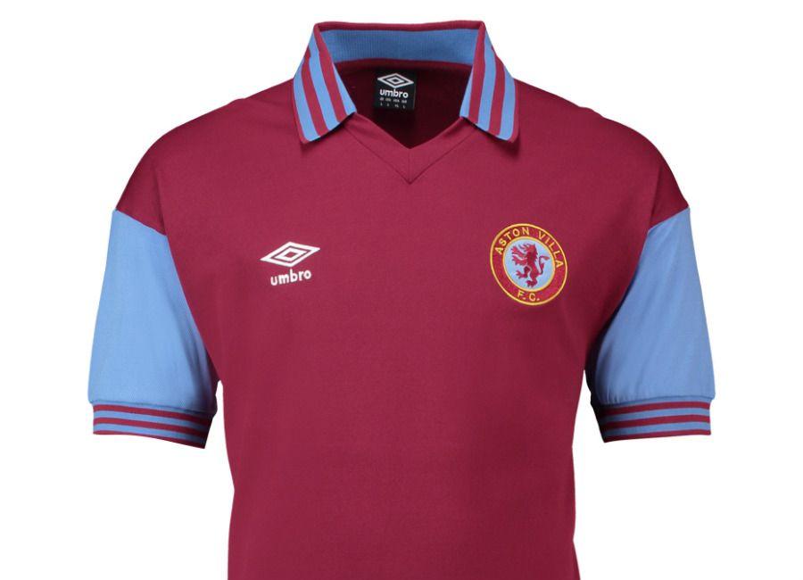 aston villa umbro shirt