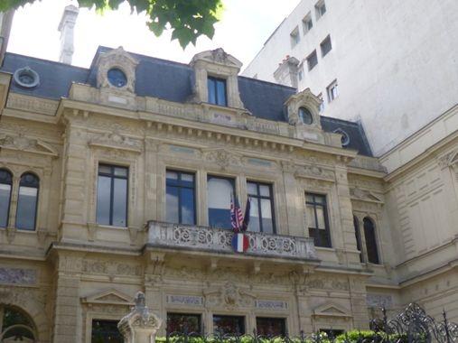 l'hôtel de la Païva - Champs Elysées - Paris VIII