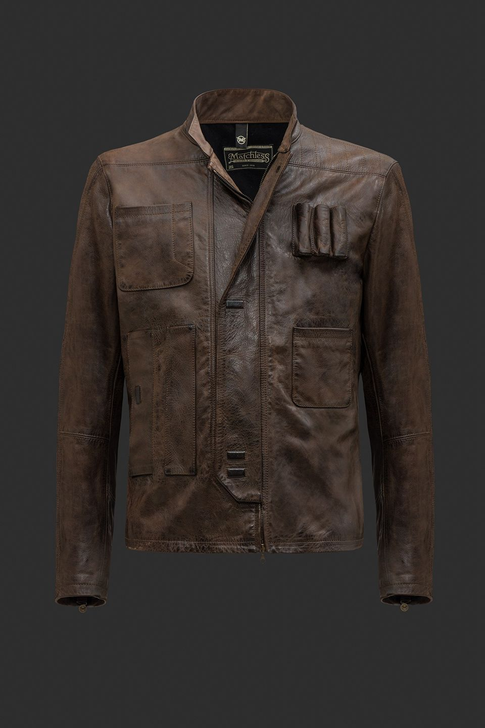 Matchless Han Solo Jacket Leather Jacket Han Solo Jacket Leather Jacket Men [ 1440 x 960 Pixel ]