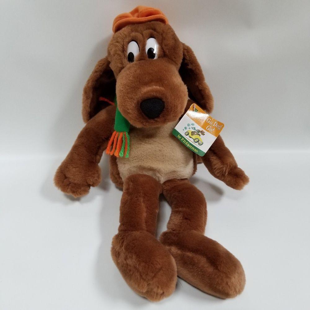 Go Dog Go Classic Kohl S Care For Kids Plush Doll 16 Stuffed