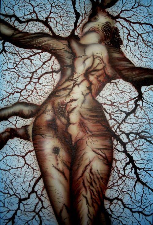 """pixography:  Teresa Carbonell ~""""Integració amb la Natura"""", 2011"""