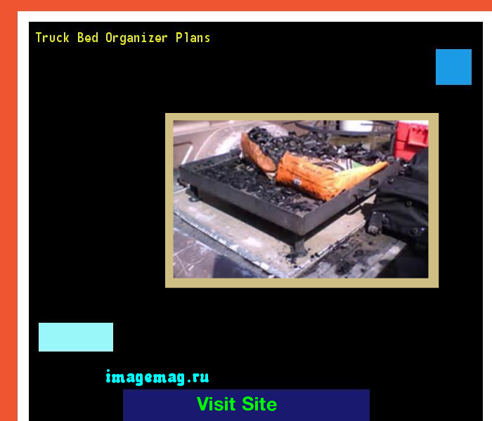 Truck Bed Organizer Plans 143604 - The Best Image Search