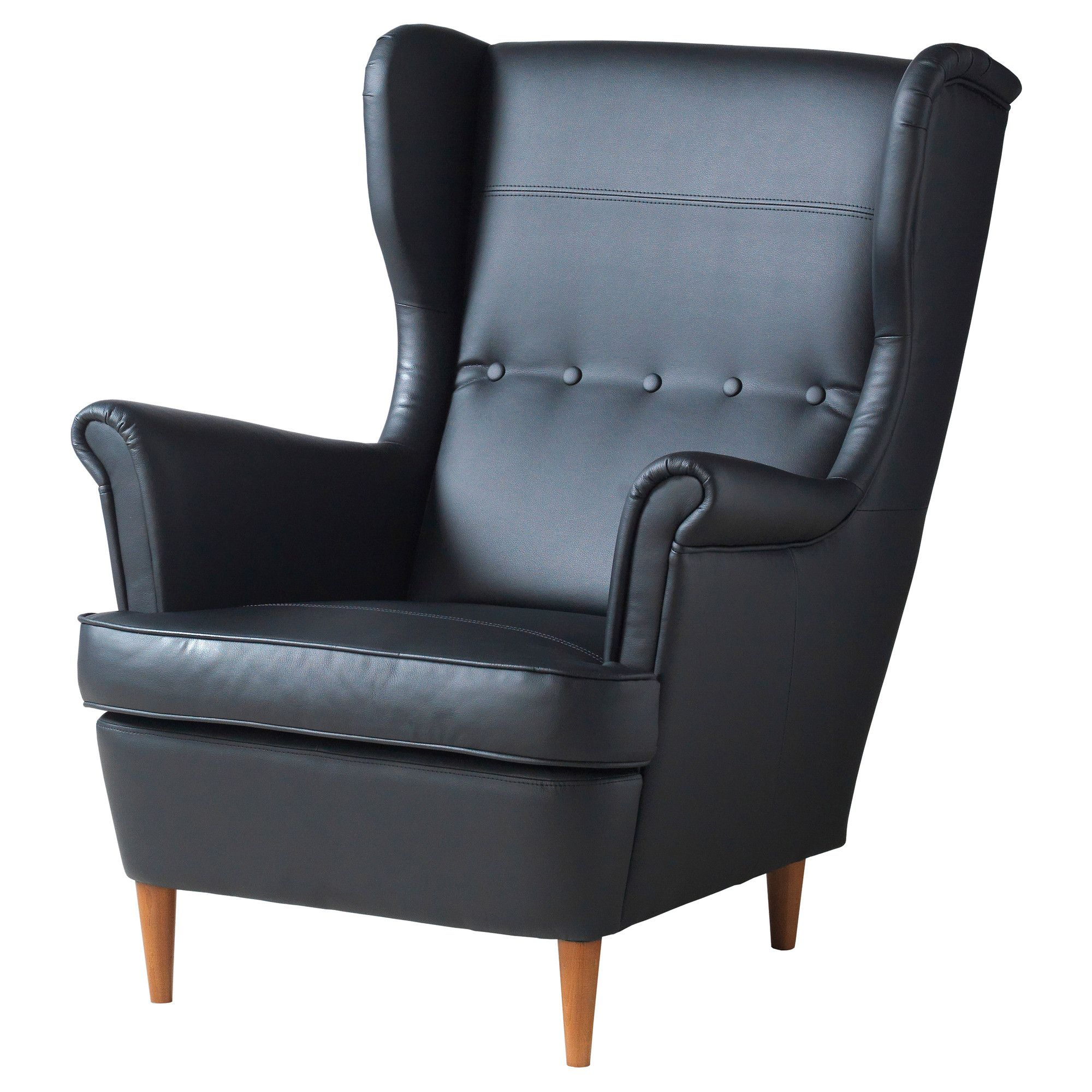 Modern Wingback Chair Canada Pottery Barn Anywhere Cover Instructions Strandmon Wing Ikea Decor Do It Yourself