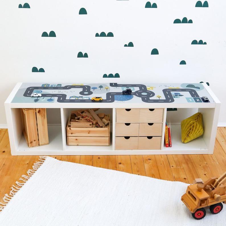 Autocollants De Planificateur Etagere Pour Enfants Porte Commande Ikea Kallax Alternative Au Tapis De Jeu Couverture De Jeu Tapis De Jeu Rue Voiture M En 2020 Etagere Enfant Tapis De Jeu Ikea