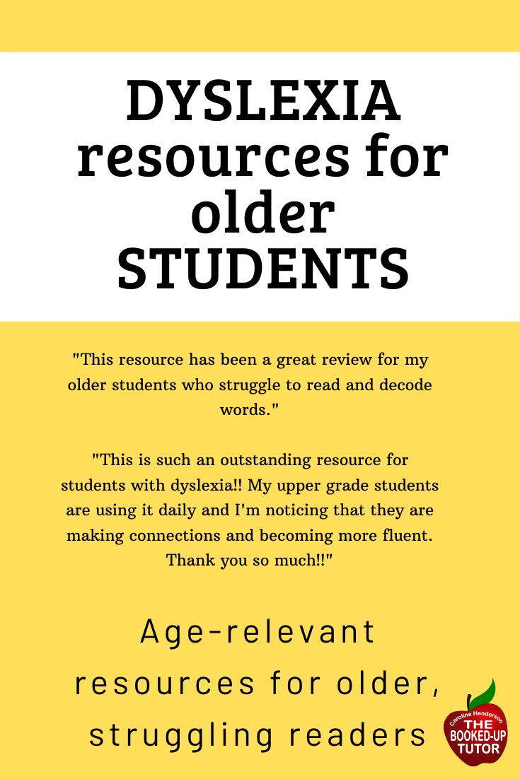 Middle School Reading Comprehension Phonics Older Students Dyslexia Middle School Reading Middle School Reading Comprehension Reading Intervention [ 1102 x 735 Pixel ]