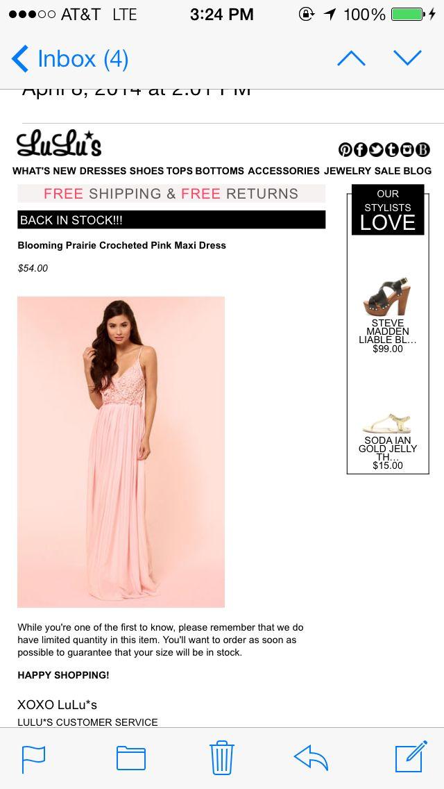 My dress!!! Love it!