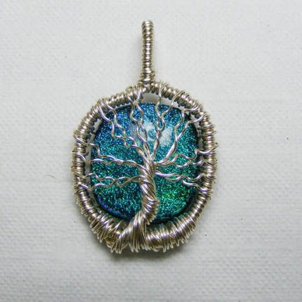 i NEED to make something like this.  Here I come wire!