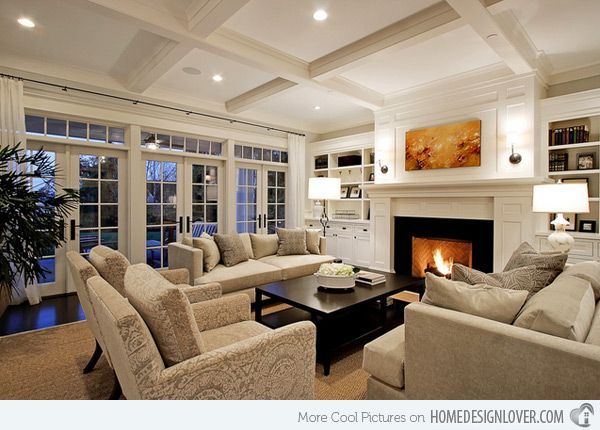 Open Concept Kitchen Living Room Design Ideas, Pictures, Remodel, And Decor    Page 6 | New House | Pinterest | Open Concept Kitchen, Concept Kitchens  And ...